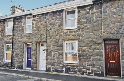 Last Minute Cottages - Tasteful Porthmadog Cottage S24763