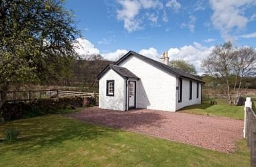 Big Cottages - Gorgeous All Isle Of Bute Cottage S24778