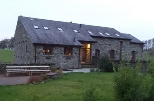 Big Cottages - Simgill Farm Cottages   Barn Court S103193