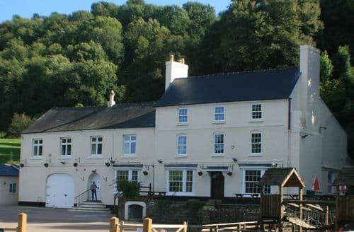 Big Cottages - River Wye Lodge S103201