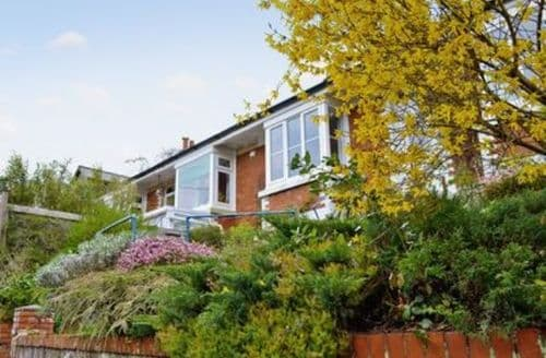 Last Minute Cottages - THE GARDEN FLAT
