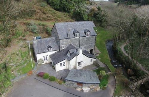 Big Cottages - Trevillett Mill Cottages