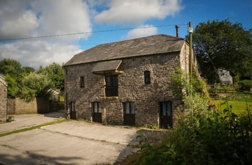Big Cottages - Dartmoor Holidays   The Hemphouse S103431