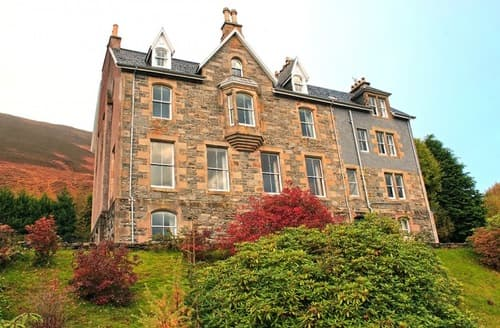 Last Minute Cottages - Glencarron Estate S103491