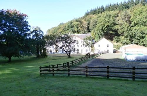 Big Cottages - Cilgwyn Manor S103494