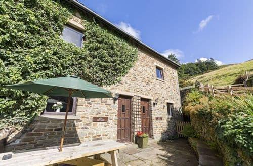 Last Minute Cottages - Twitchill Farm Cottages - Ash S103566