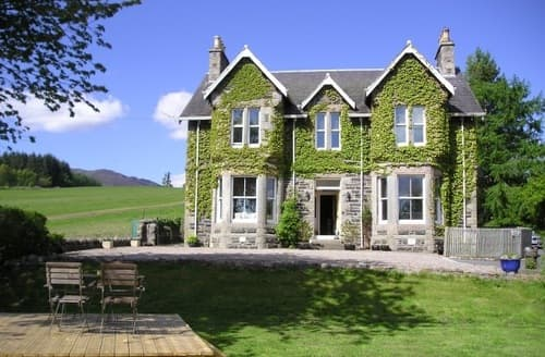 Big Cottages - Kinnaird Country House S103583