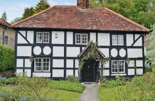 Last Minute Cottages - Lovely Devizes Cottage S24845