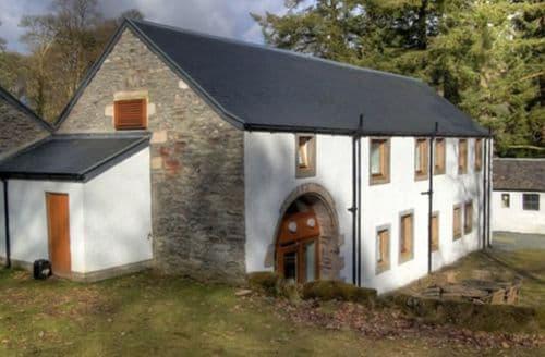 Big Cottages - Ormidale Old Barn S103691