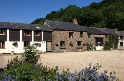 Big Cottages - Duvale Priory   Orchard Barn S103706