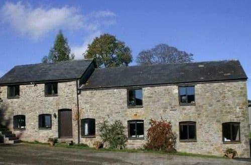 Big Cottages - Cefncoedbach Cottages & Fairoaks   Cottage 2 S103865