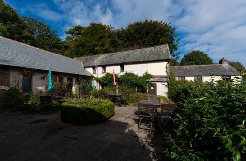 Big Cottages - Wheel Farm Cottages - Mill Wheel S103979