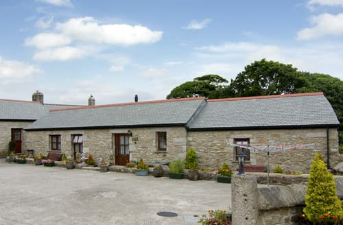 Last Minute Cottages - Cow Shed Cottage
