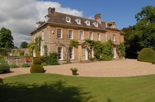 Last Minute Cottages - Somerset Manor S104175