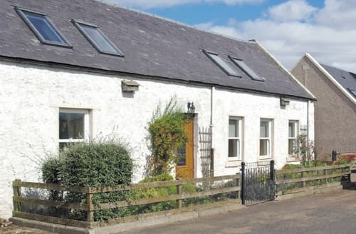 Last Minute Cottages - HAREHEUGH COTTAGE