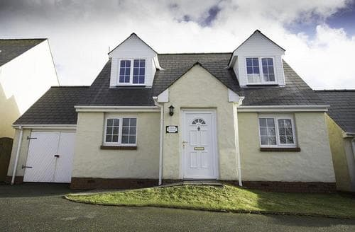 Big Cottages - Wonderful Newgale Cottage S73337
