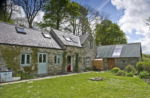 Last Minute Cottages - Tasteful Mynachlogddu Cottage S71720