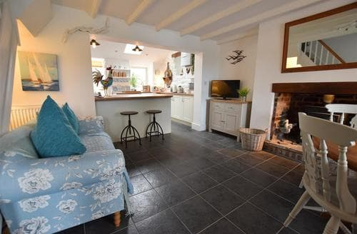 Last Minute Cottages - Attractive St. Nicholas Cottage S78763