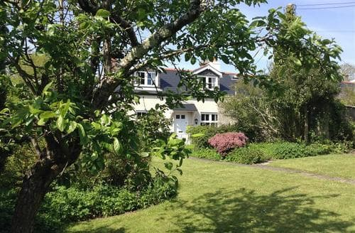 Last Minute Cottages - Splendid Carew Cottage S71828