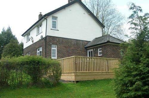 Big Cottages - Delightful Llandrindod Wells Cottage S71724
