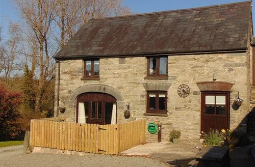 Last Minute Cottages - Excellent Crymych Cottage S71667