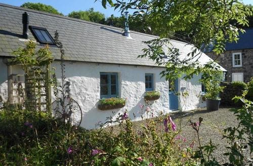 Last Minute Cottages - Cosy Newport Cottage S71803