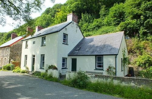 Last Minute Cottages - Delightful Gwaun Valley Cottage S71742