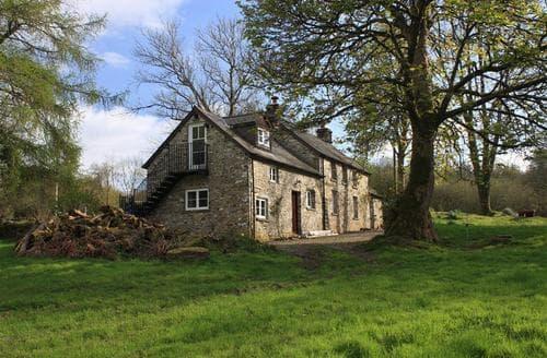 Last Minute Cottages - Llwynbedw