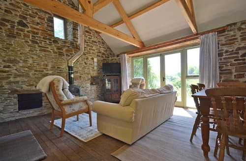 Last Minute Cottages - Captivating Cornwall Duloe Cottage S104275