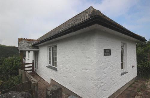 Last Minute Cottages - Splendid North Cornwall Cottage S104465
