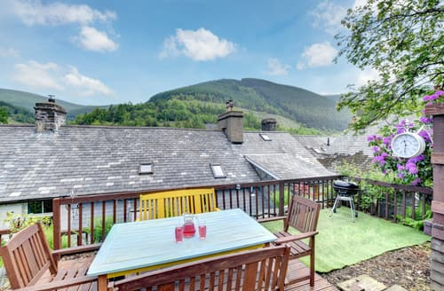 Last Minute Cottages - Captivating Machynlleth Cottage S104554