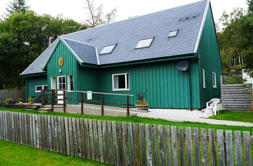 Last Minute Cottages - Delightful Aviemore & The Cairngorms Cottage S104595