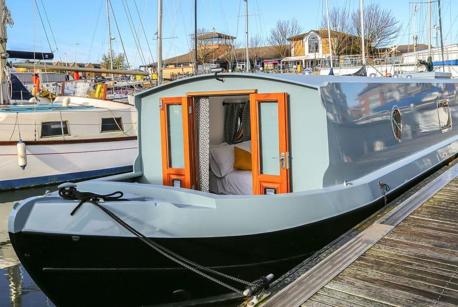 Exterior | The Liverpool Boat, Liverpool - The Liverpool Boat