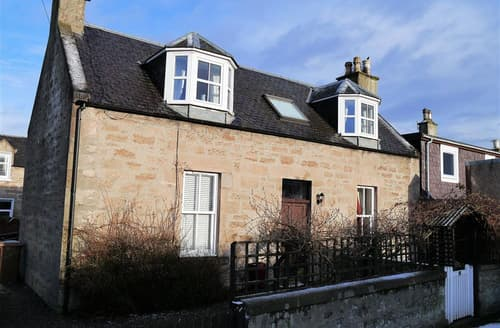 Last Minute Cottages - Wonderful Moray & Speyside Cottage S104792
