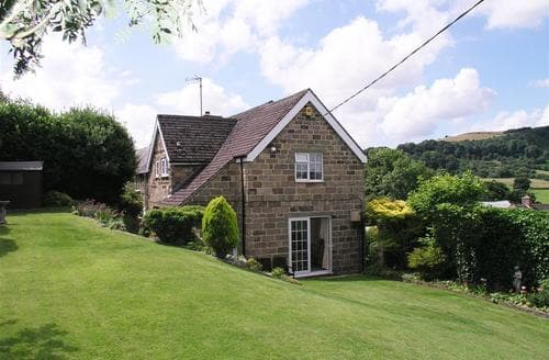 Last Minute Cottages - Tasteful Ashover Cottage S104956