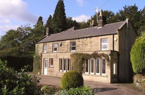 Big Cottages - Stunning Darley Dale Cottage S104970