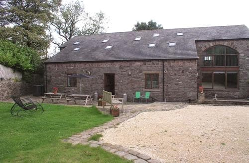 Last Minute Cottages - Churn Barn