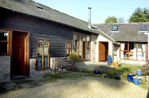 Last Minute Cottages - Quaint Shrewsbury Barn S2058