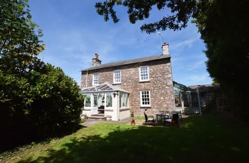 Big Cottages - Cosy St David's Cottage S105208