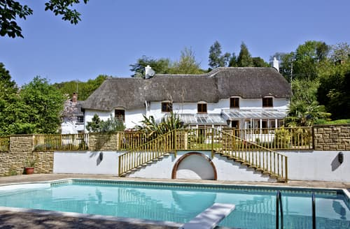 Last Minute Cottages - Inviting Exeter Cottage S105443