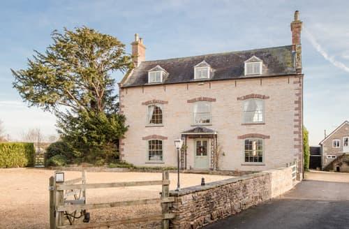 Last Minute Cottages - Luxury Westbury On Severn Cottage S105444