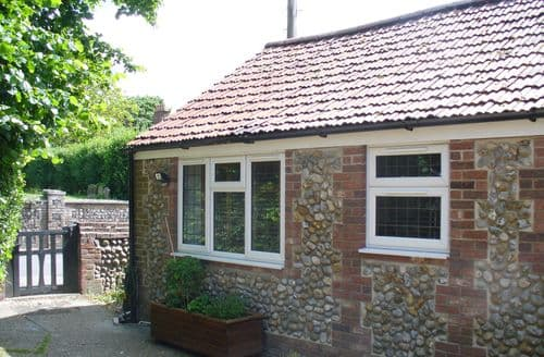Last Minute Cottages - The Old Barn Annexe