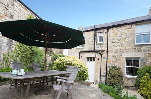 Last Minute Cottages - Attractive Warkworth Cottage S105604