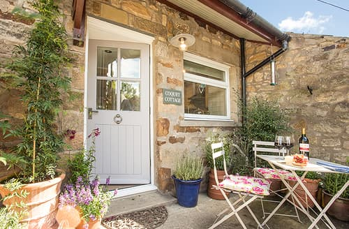 Last Minute Cottages - Stunning Longframlington Cottage S105608
