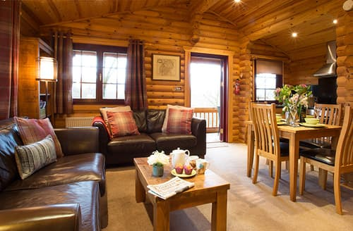 Last Minute Cottages - Quaint East Thirston Lodge S105636