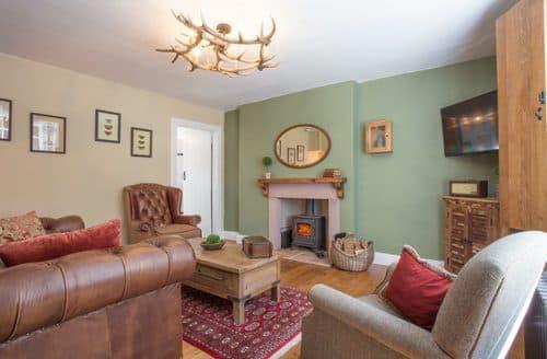 Last Minute Cottages - Captivating Chillingham Cottage S105653