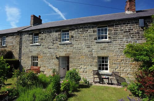 Last Minute Cottages - Cosy Lesbury Cottage S105687