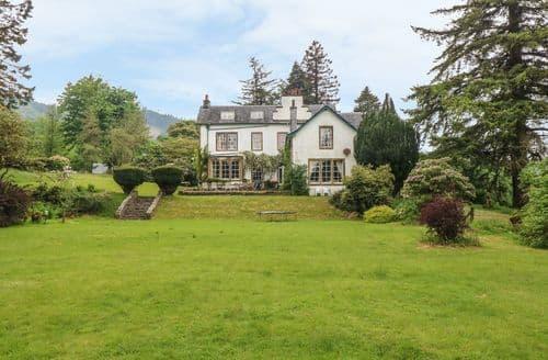 Big Cottages - Attractive Colintraive Cottage S105737