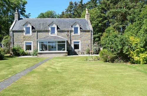 Last Minute Cottages - Superb Tain Cottage S105928