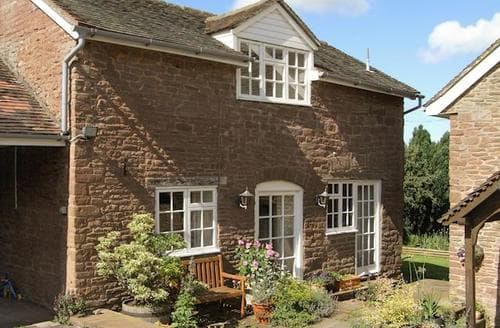Big Cottages - Lovely Ledbury Cottage S16933